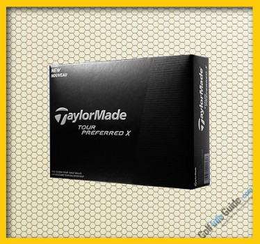 Taylormade Tour Preferred X Top Rated GOLF BALL Review