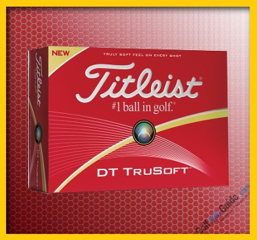 Titleist DT Trusoft Top Rated GOLF BALL Review