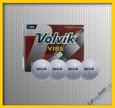 Volvik Vibe Top Rated GOLF BALL Review
