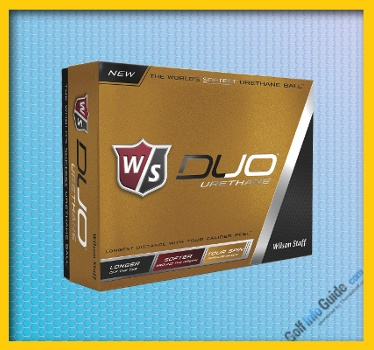 Wilson Staff DUO Urethane Top Rated GOLF BALL Review