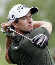 Adam Scott Pro Golfer Swing Sequence