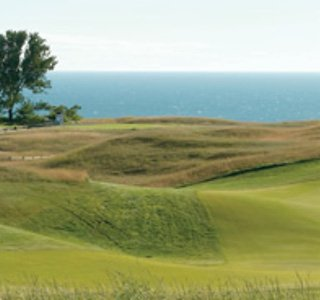 Arcadia Bluffs Golf Club Course Review