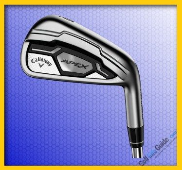 Callaway Apex CF 16 Irons Go To The Dark Side