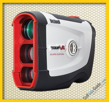 Get Focused With The Bushnell Tour V4 Laser Rangefinder