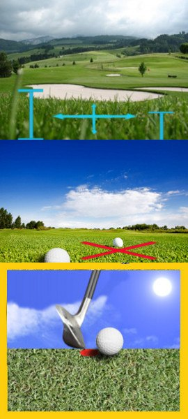 How the Rough Affects Your Golf Ball