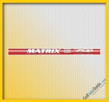 Matrix 7Q3 Red Tie Top Shaft Review