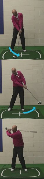 Maximize Swing Speed – Cross Over Through Impact