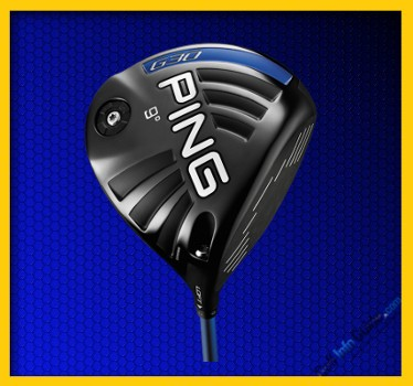 New Ping G Driver Employs Biomimicry