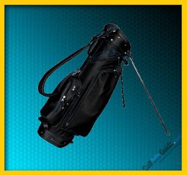 Sun Mountain Leather Stand Bag