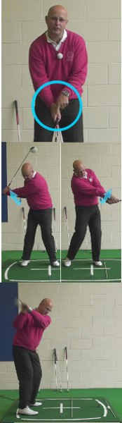 3 Good Slice Fixes, Senior Golf Tip