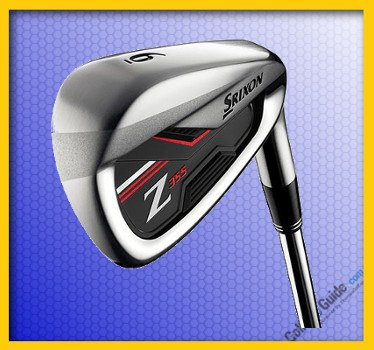 Srixon Z 355 Irons: Game Improvement for Traditionalists