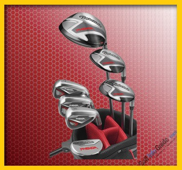TaylorMade Growing Junior Golf With Every Phenom Set