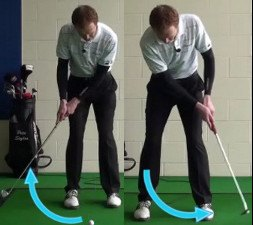 Spine Angle in the Short Game