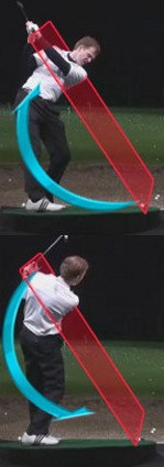Top Swing Plane Drills to Maintain Spine Angle