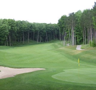 Cedar River Golf Course At Shanty Creek Review