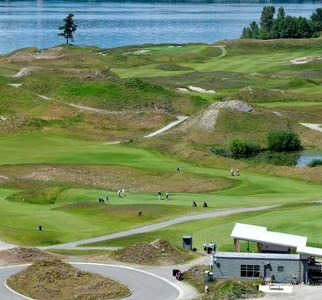 Chambers Bay Golf Club Course Review