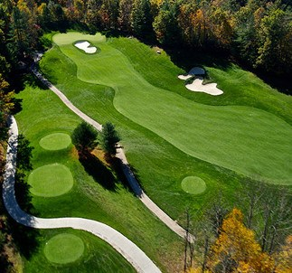 Forest Dunes Golf Club Courses Review