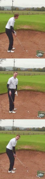 Beginner Golf Tips Greenside Bunkers
