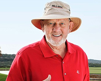 Dave Pelz Adding Science to Art of the Short Game