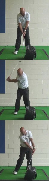 Why Senior Golfers Should Fully Extend Arms at Impact