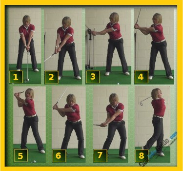 Mechanics to Create a Connected Golf Swing