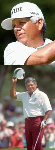 Lee Trevino Pro Golfer Swing Sequence