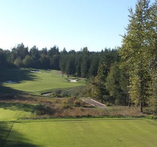 Salish Cliffs Golf Club Review