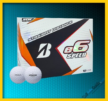 Bridgestone e6 SPEED Golf Ball Review