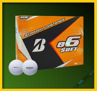 Bridgestone e6 Soft Golf Ball Review