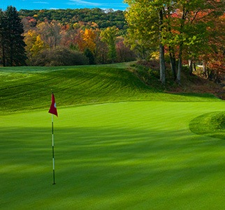 Saucon Valley Country Club Golf Course Review