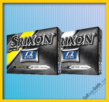 Srixon Q-STAR XV PURE WHITE and TOUR YELLOW Golf Ball Review