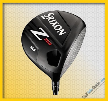 Srixon Z 355 Golf DRIVER Review