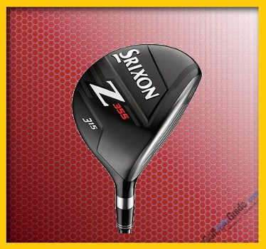 Srixon Z 355 Golf Fairway Wood Review