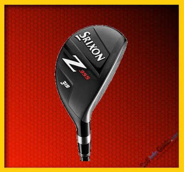 Srixon Z 355 Golf Hybrid Review