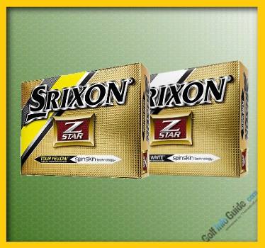 Srixon Z-STAR PURE WHITE and TOUR YELLOW Golf Ball Review
