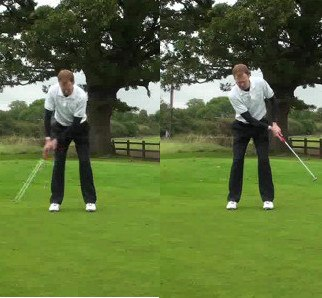 7 – Stay Perfectly Still While Putting