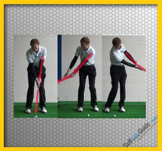 Control the Lead Arm For Crisp Golf Chips Video