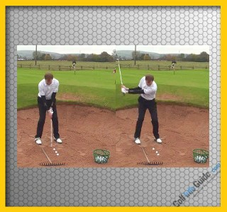 Never Hit Another Bunker Shot Fat With The Rake Drill Video