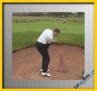 What Is A Blast Golf Bunker Shot? Video
