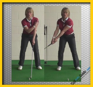 The Right Way to Keep Your Left Arm Straight, Video