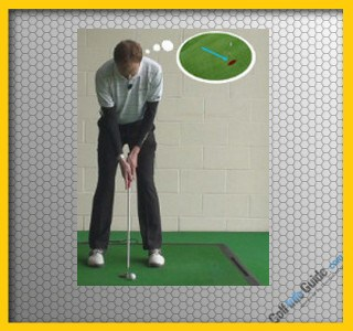 What Effect Decelerating Putting Stroke Has On Putts Video