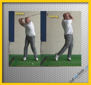 Consider the Benefits of a Pause at the Top of the Backswing