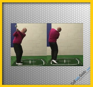 Arms Extending Right Of Target To Stop Golf Slice Video