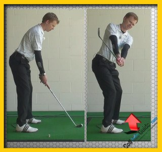 How to Create a Slice Correcting Proper Shoulder Turn, Video