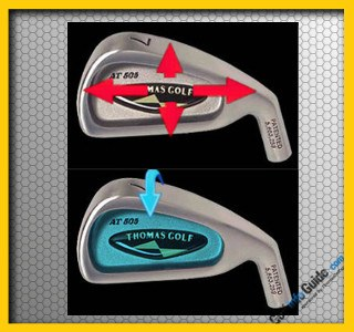 Cavity-Back Golf Irons Video