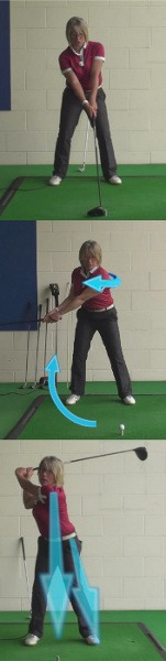 Adding Early Head Movement to Your Swing