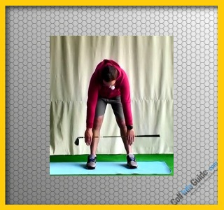 Golf Hamstring Stretch Video