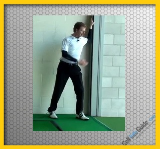 Golf Pec stretch Video