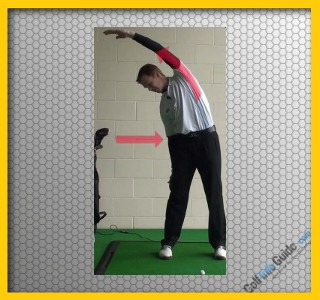 Golf Side Stretches Video