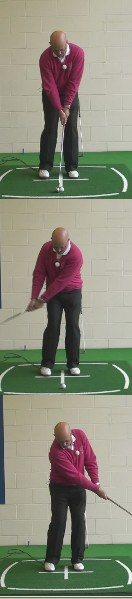 The Hips in the Short Game
